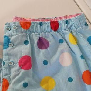 PINK Victoria's Secret Intimates & Sleepwear - VS PINK VINTAGE POKE A DOT PAJAMA BOTTOMS EPC S